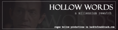 Hollow words